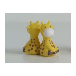 giraf magneet mosterd geel