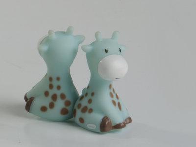 giraf magneet licht blauw