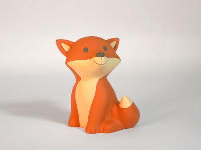 oranje vos spaarpot groot large fox